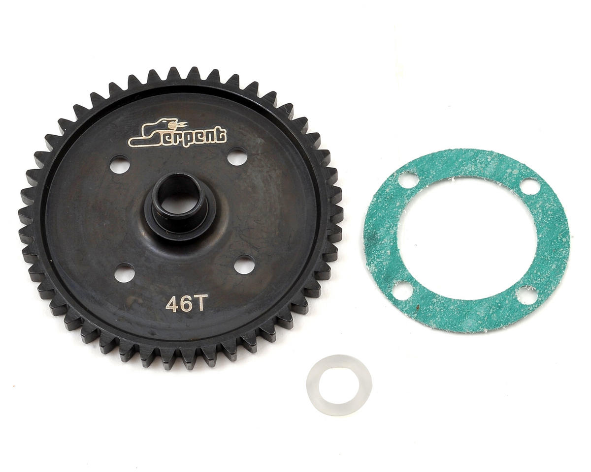 Spur Gear (46T) by Serpent