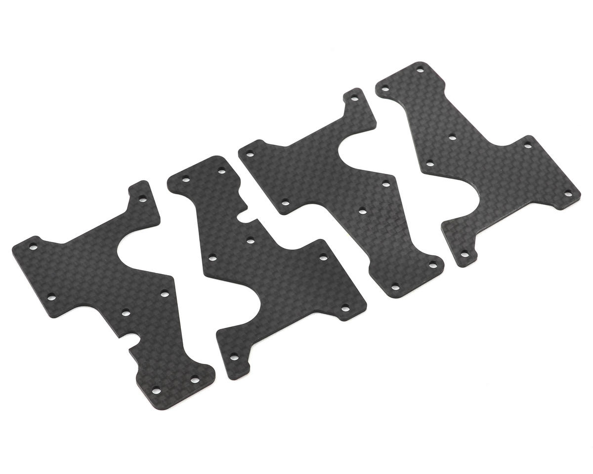Serpent Front Carbon Wishbone Insert (4)