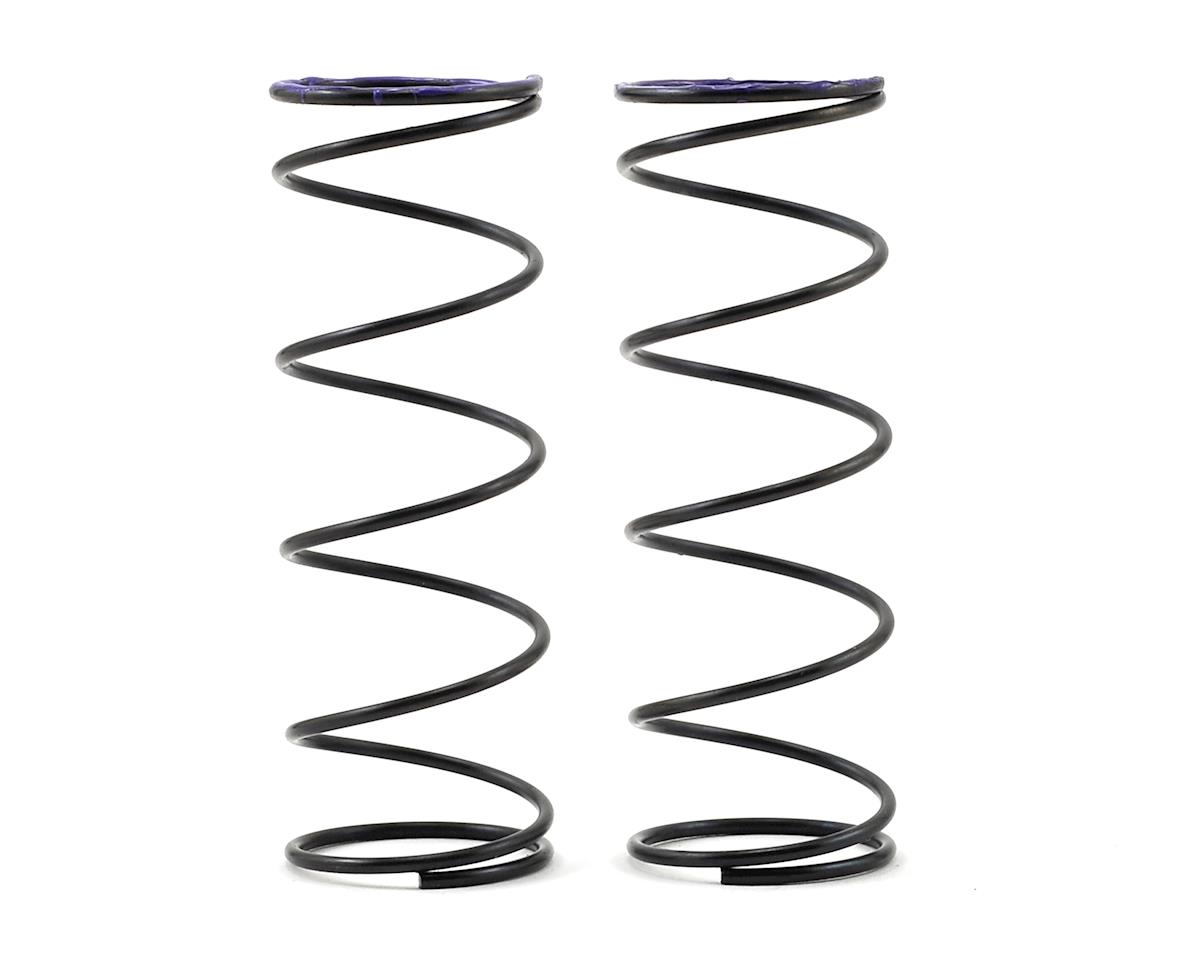 Serpent Front Spring Set (Purple) (2) (5.3lbs)