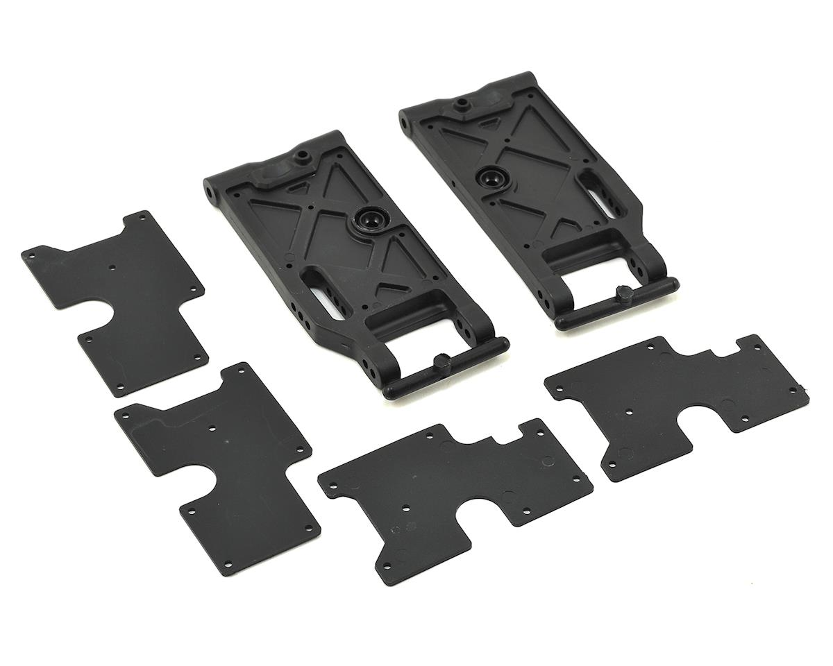 SRX8 EVO V2 Rear Arm Set by Serpent
