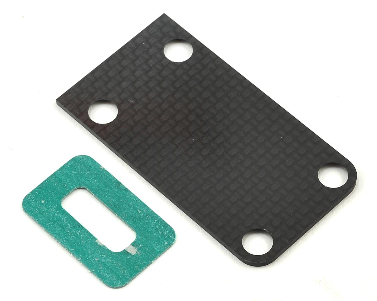 Serpent SRX8 EVO Carbon Fiber Skid Plate