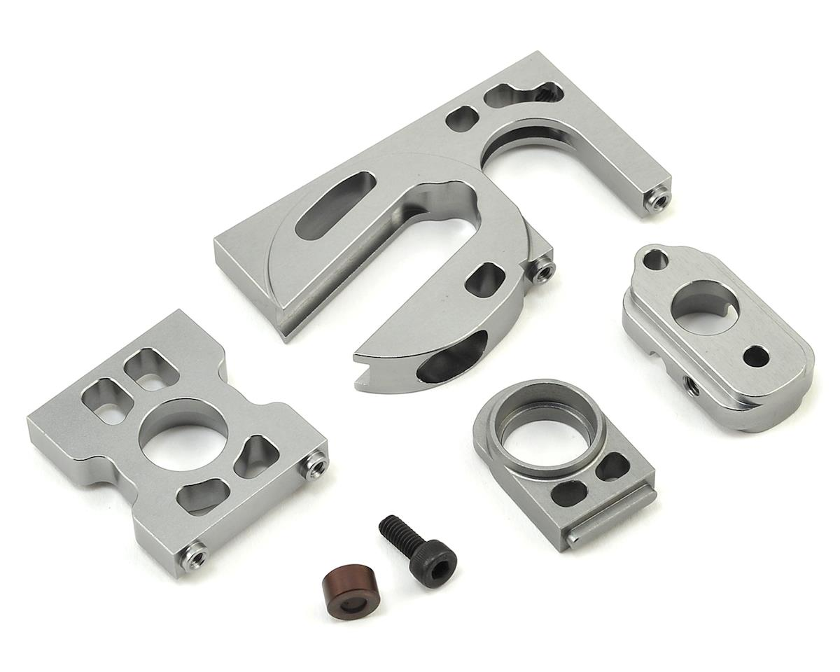 Serpent Aluminum SRX8-E Motor Mount Set