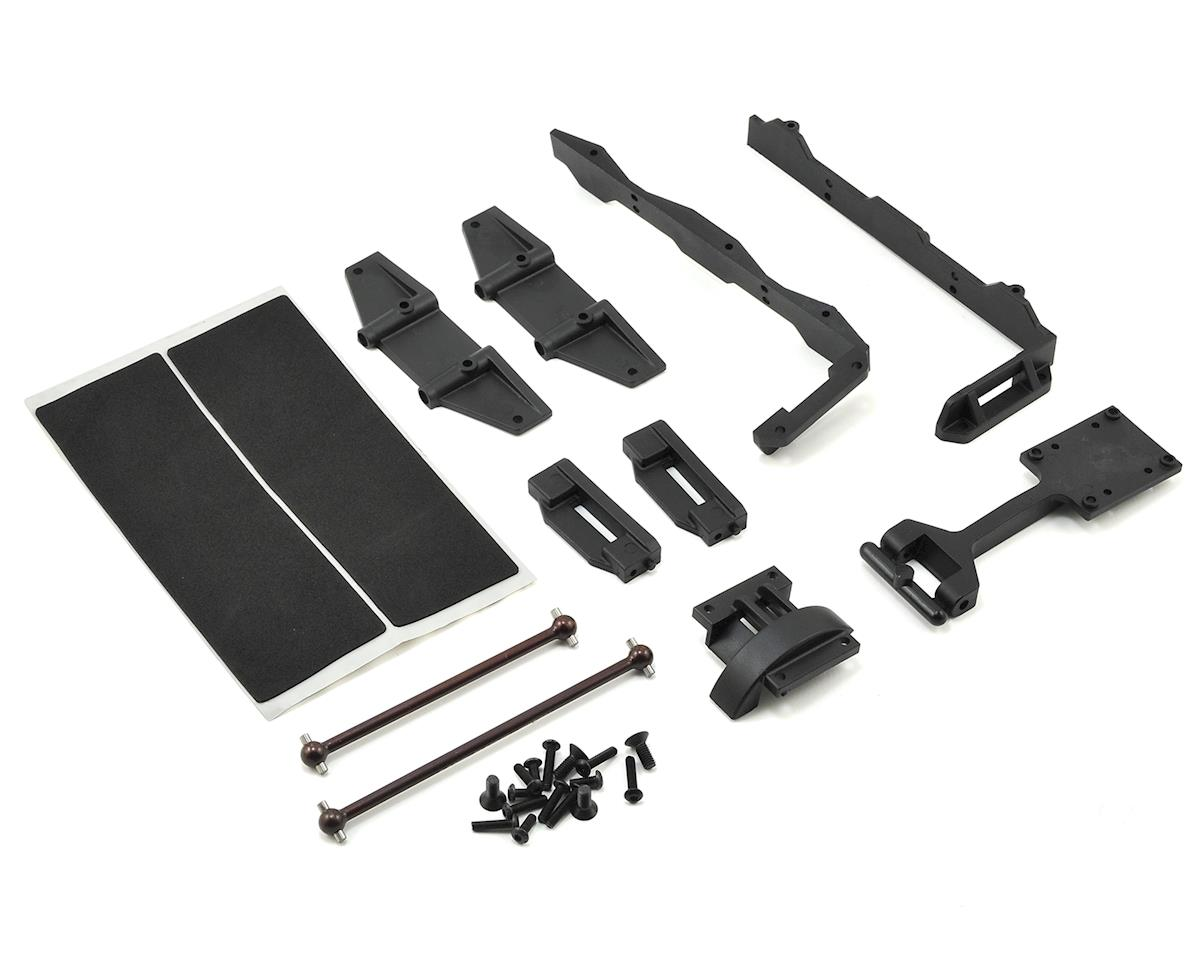 Serpent SRX8-E Saddle Pack Layout Set