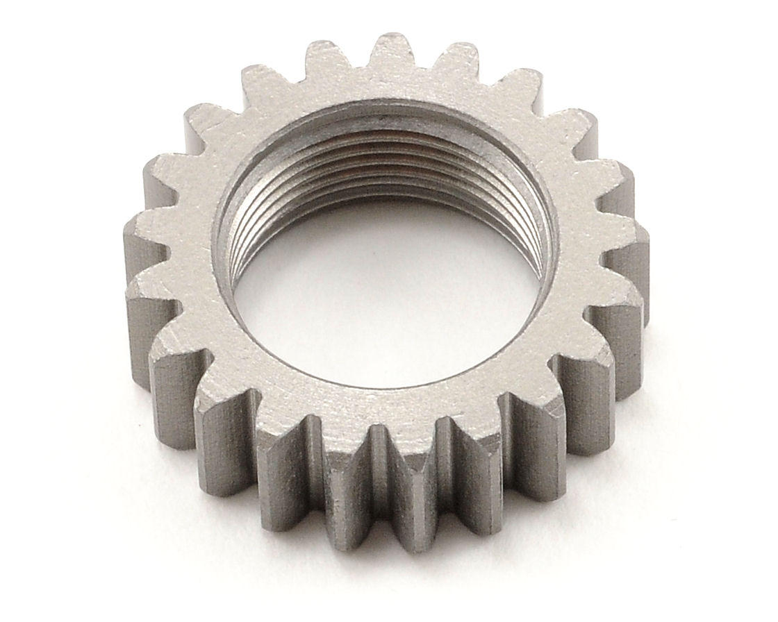 Centax 3 Aluminum Pinion Gear (21T) by Serpent