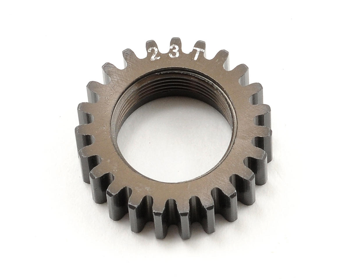 Centax 3 Aluminum Pinion Gear (23T) by Serpent