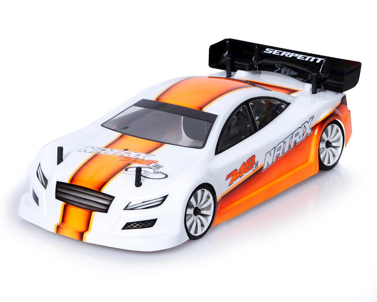 Natrix 748-e 200mm 1/10 Electric Touring Car Kit by Serpent