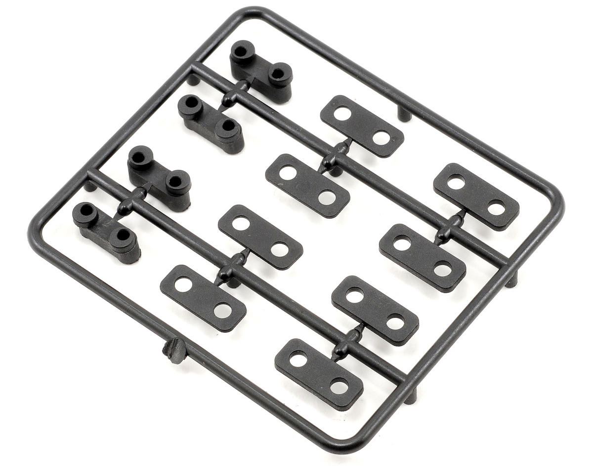 Serpent Servo Mount Spacer Set