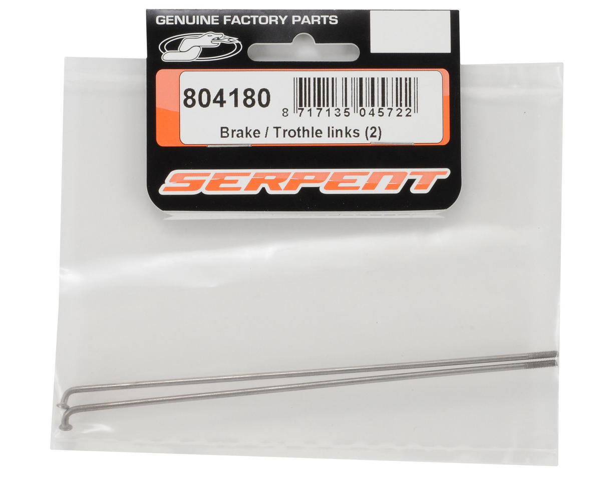 Serpent Brake/Throttle Linkage Wire (2)