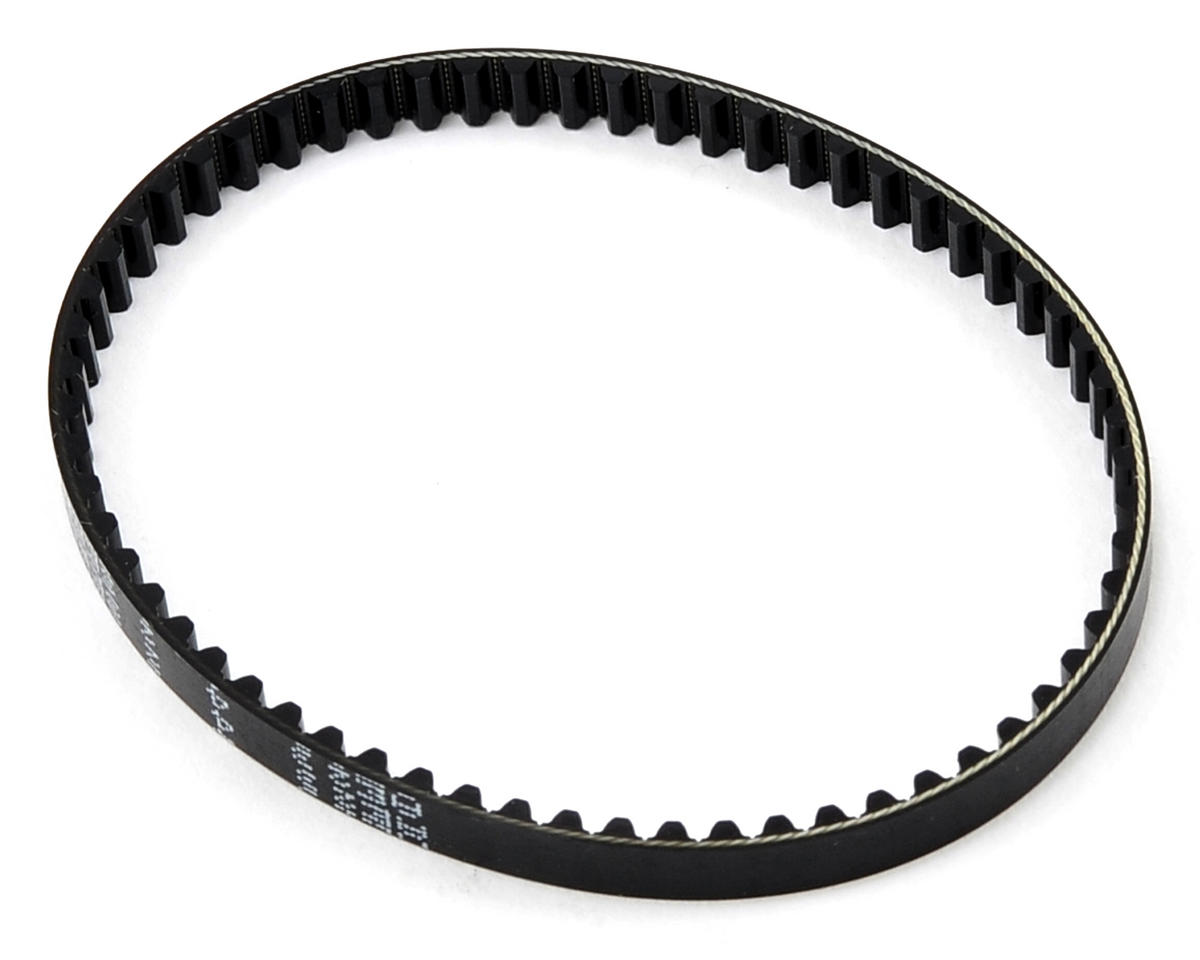 Serpent 733 5mm Re-Enforced 186T Rear Drive Belt (1) (Made with Kevlar)