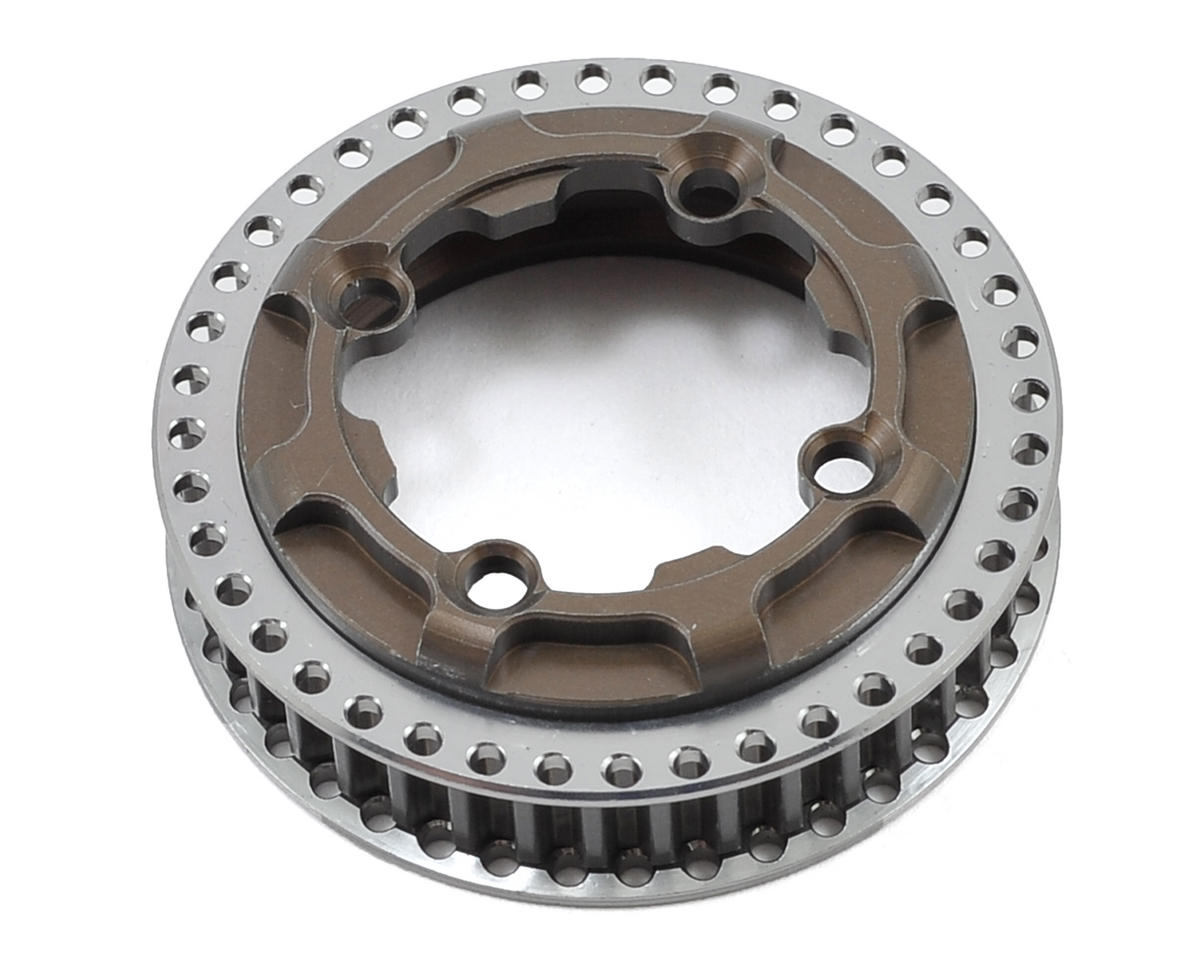 Aluminum Rear Gear Differential Pulley (40T) by Serpent