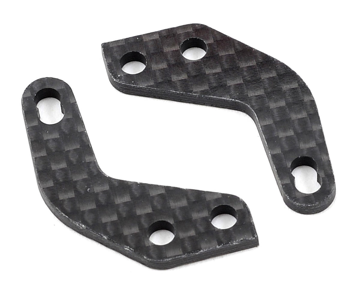 Carbon Steering Block Lever (2) by Serpent