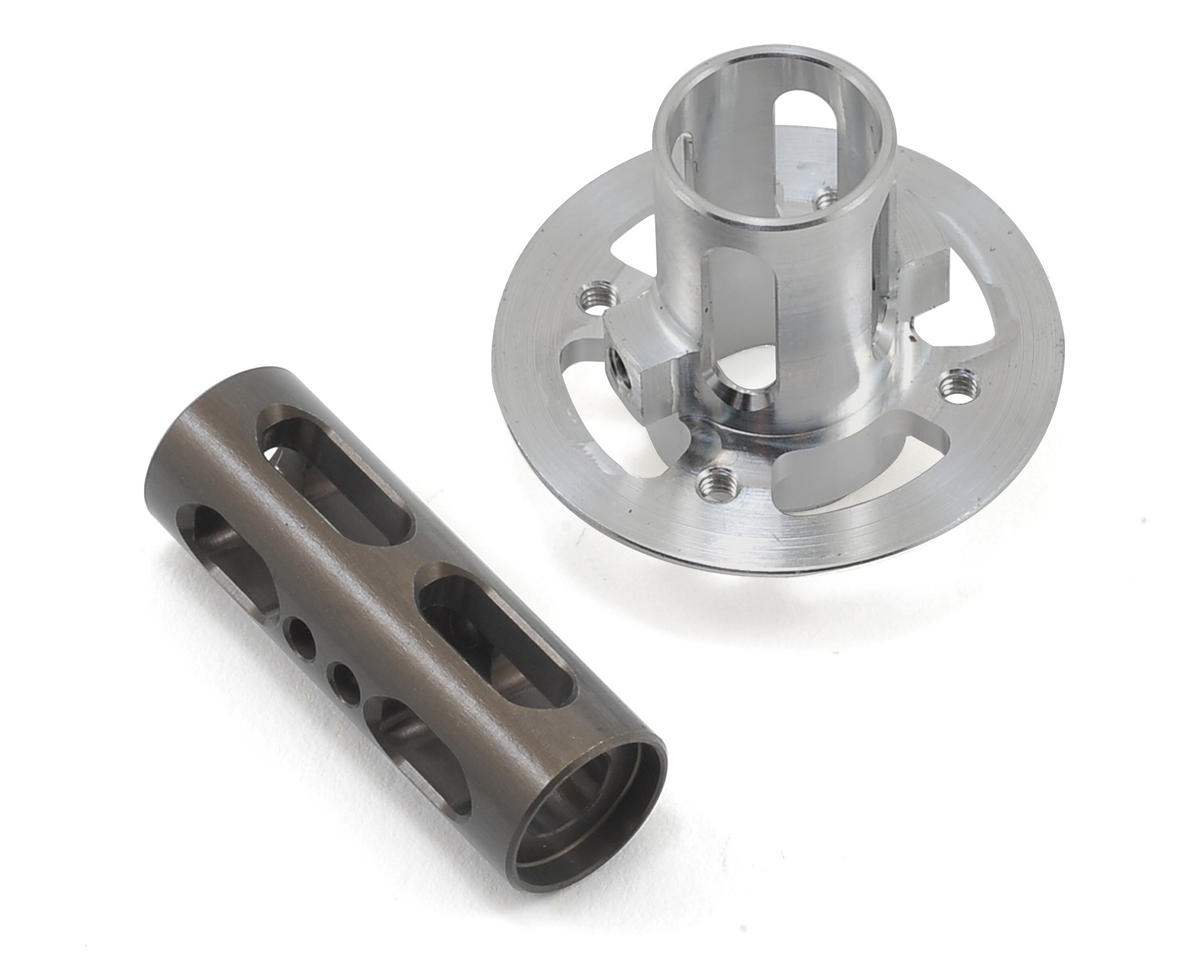 Serpent 747 748 Aluminum Front Solid Axle
