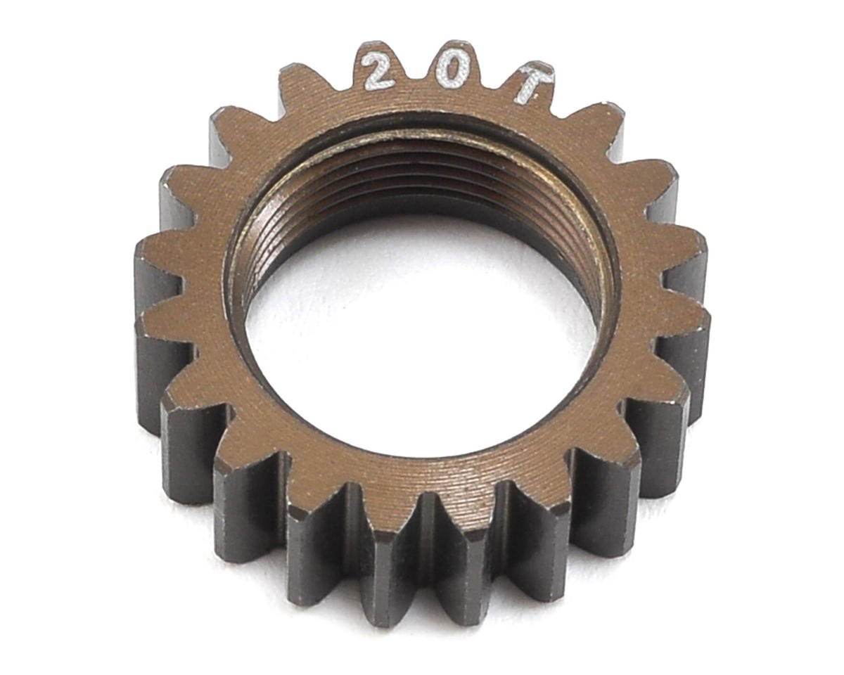 Aluminum Centax-3 V2 Pinion Gear (20T) by Serpent