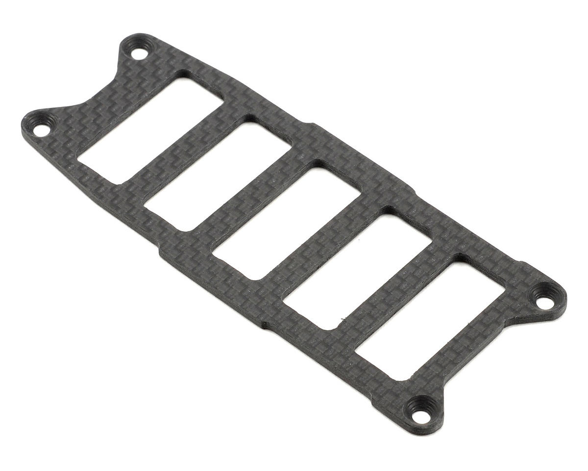 Serpent Receiver Battery Support Plate