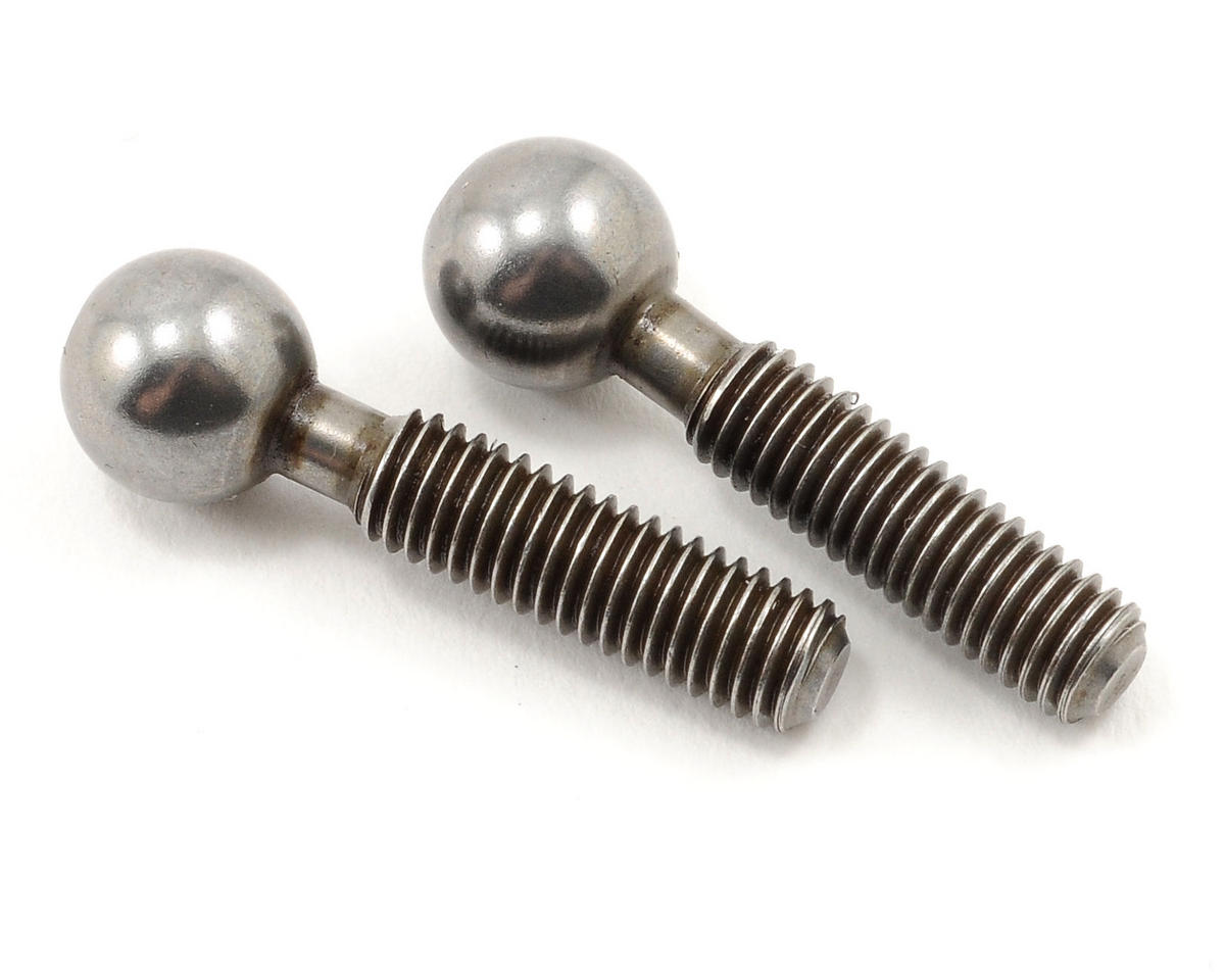 Serpent 8.5x27.7mm Steel Pivot Ball Set (2)