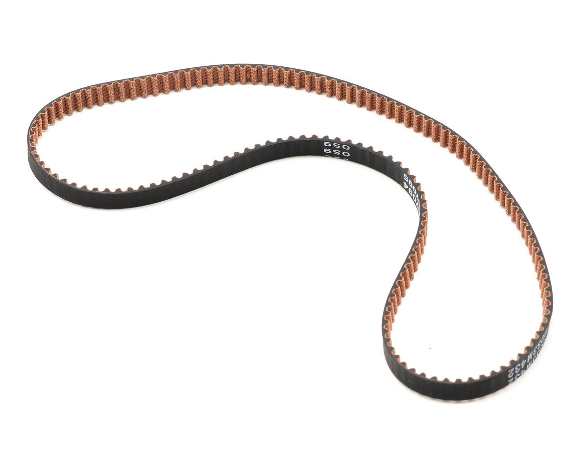 Serpent 966 Long Low Friction 60/432T Drive Belt (1)