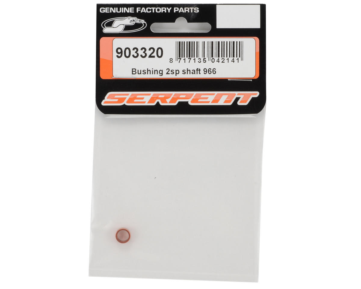 Serpent 2-Speed Shaft Bushing