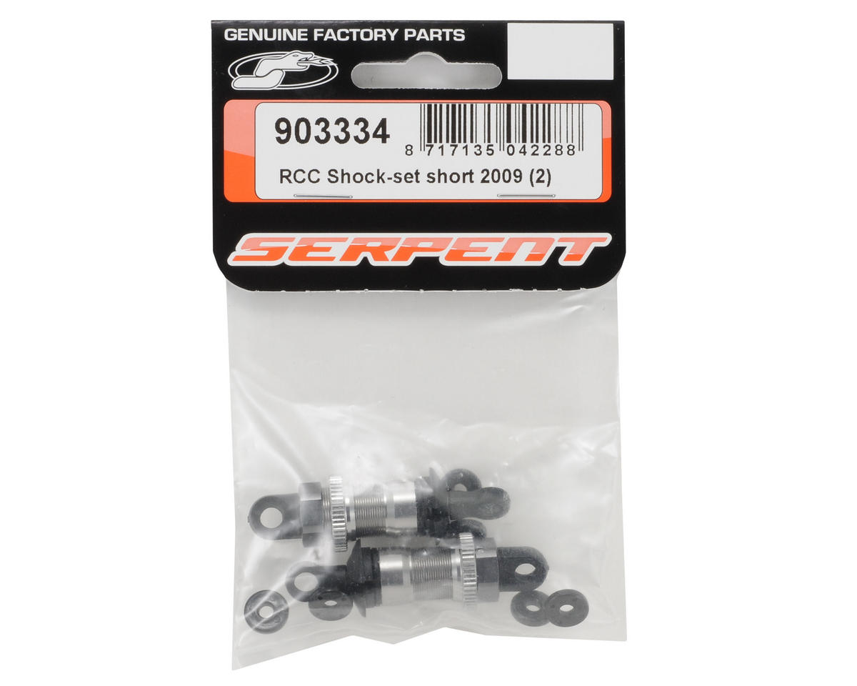 Serpent Short RCC Shock Set (2)