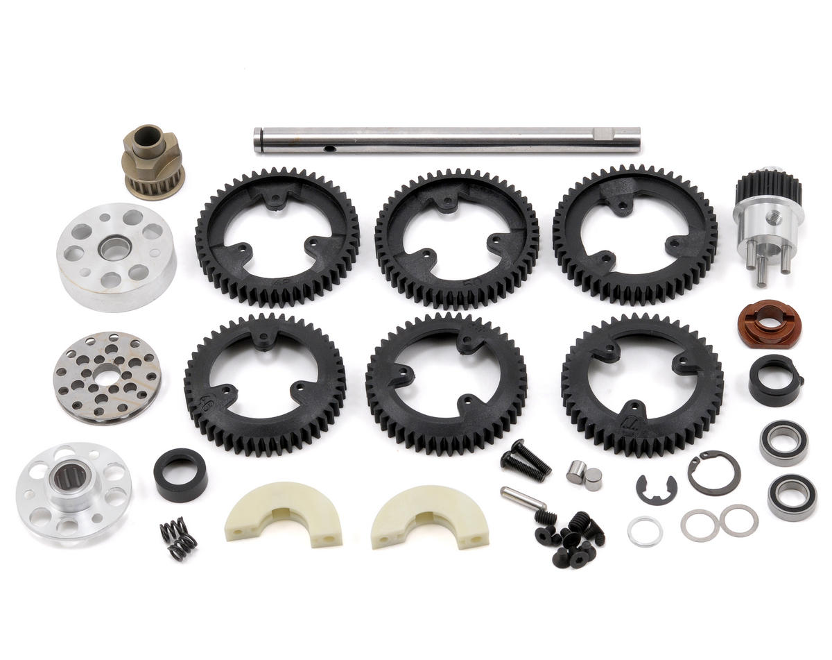 Serpent SL8 2 Speed Gearbox Upgrade Set