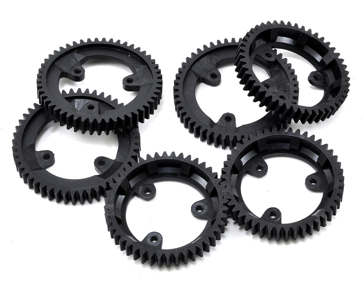 SL8 2-Speed Spur Gear Set (6) by Serpent