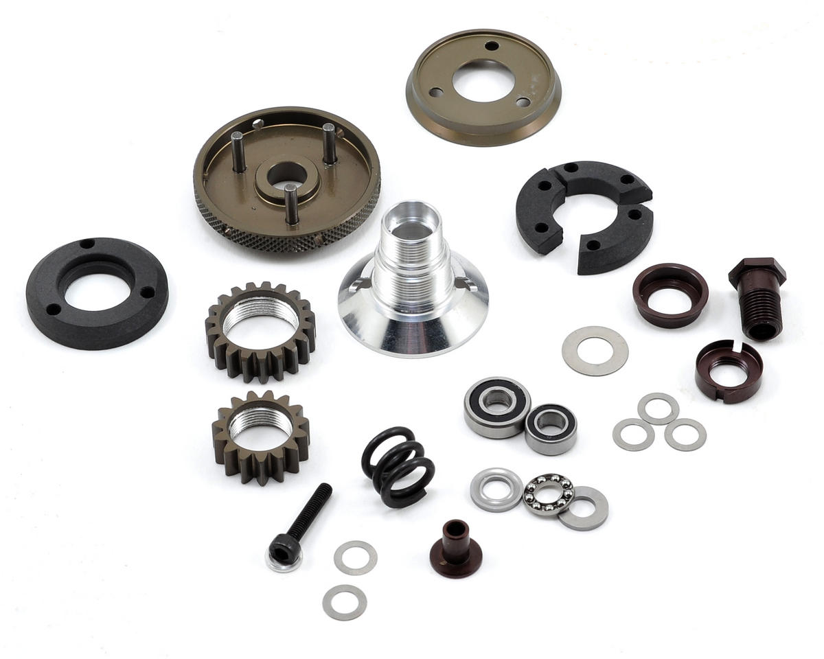 True Motion 1/8 Centax Clutch Set