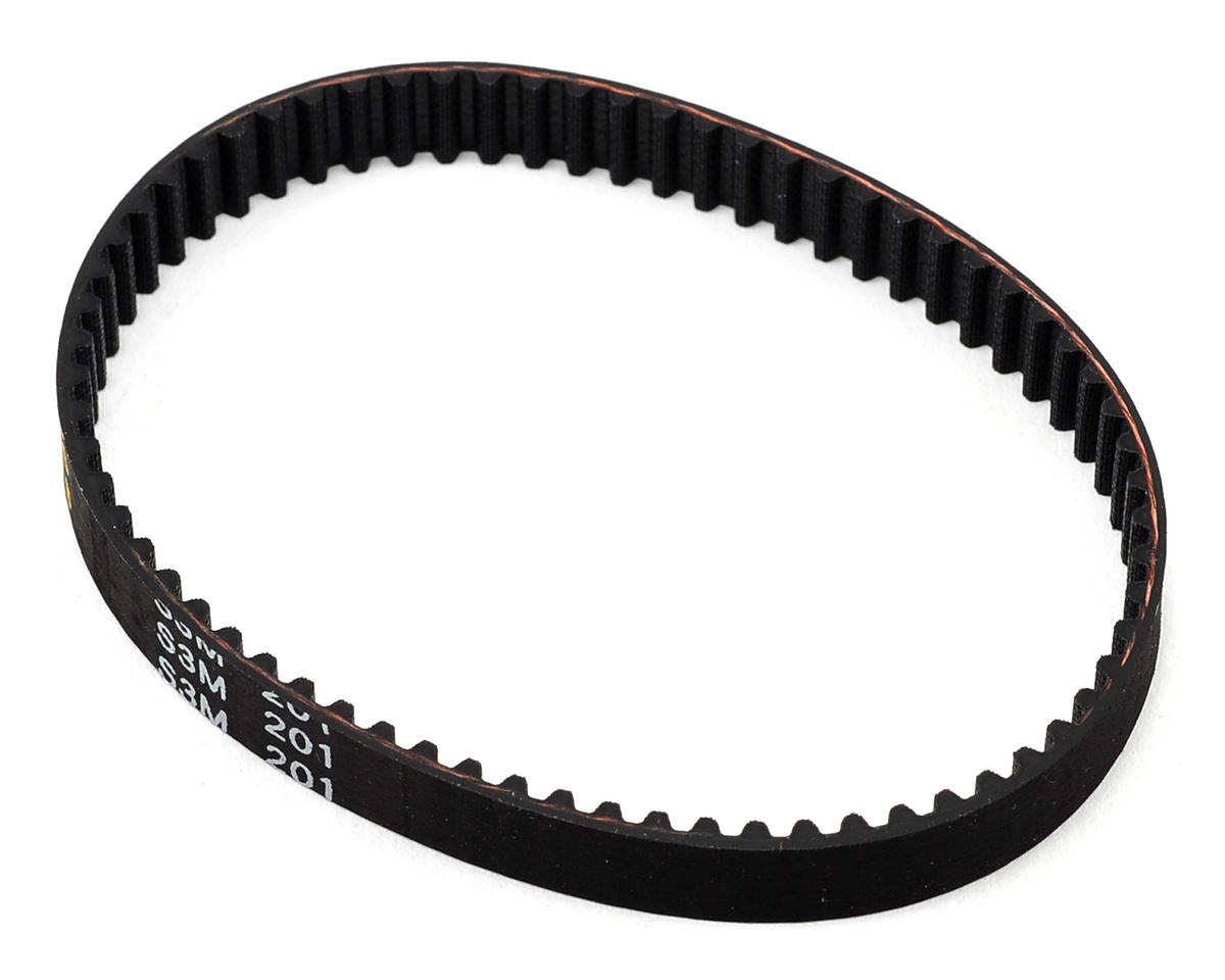Serpent 977 80S3M201 Low Friction Rear Belt