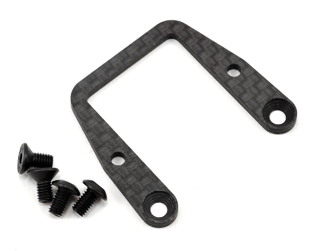 Serpent Carbon Fiber Transponder Mount