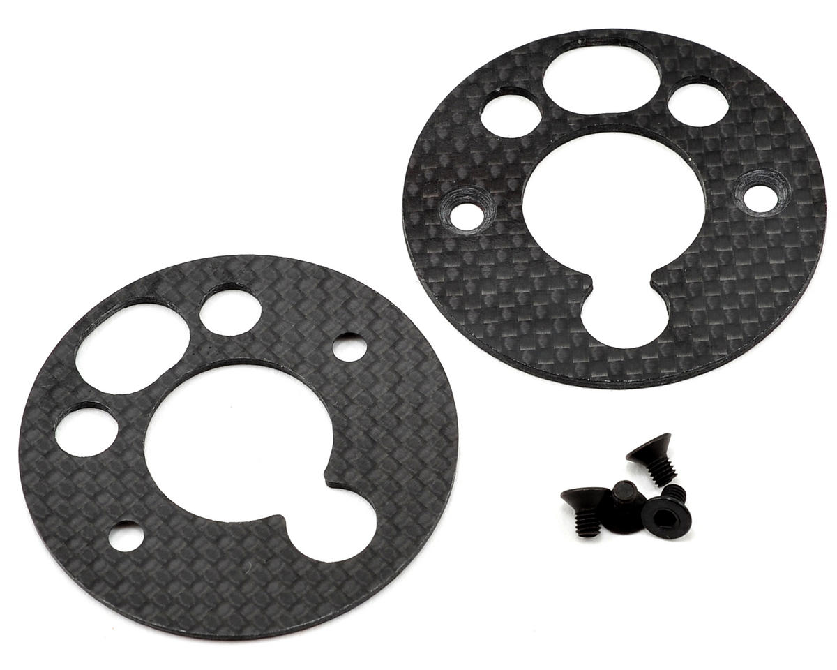 Serpent Front Carbon Rim Cover (2)