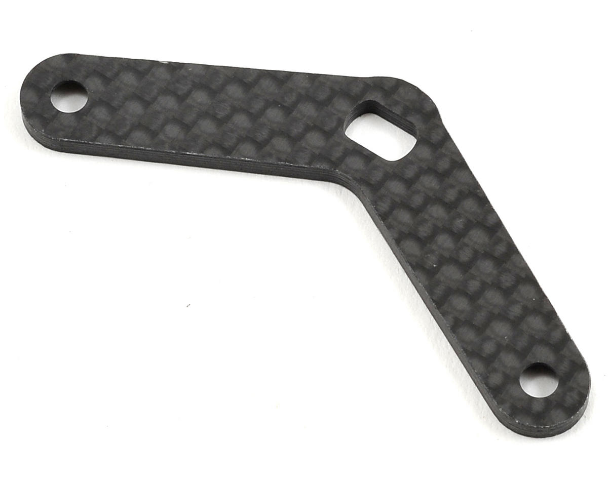 Serpent Carbon Lower Chassis Brace