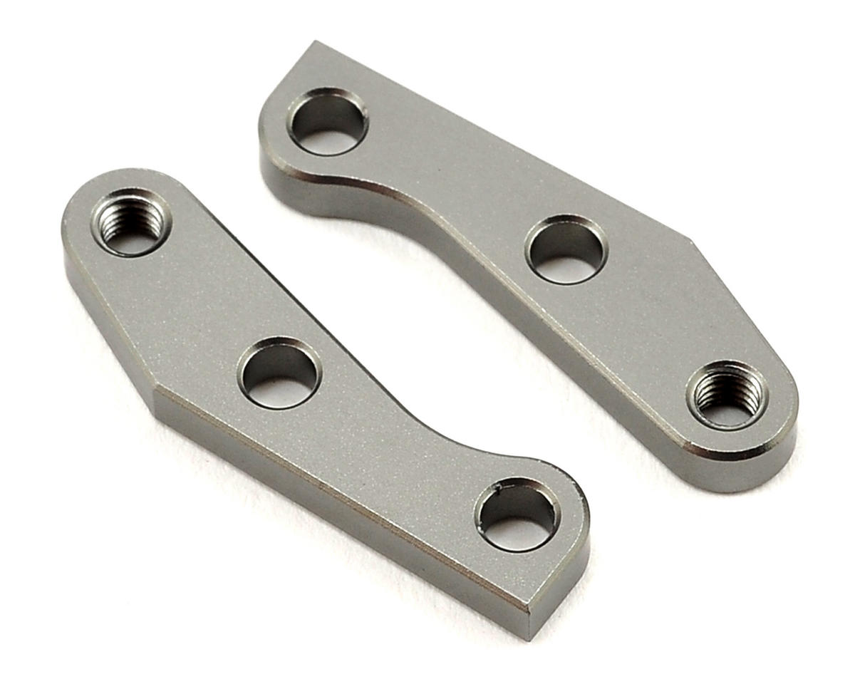 Serpent Aluminum Front Wide Shock Extension Bracket (2)