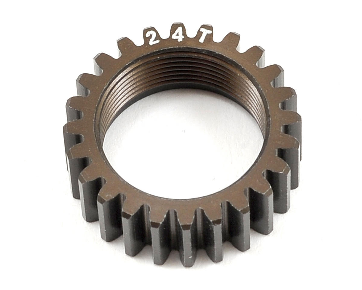 XLI Aluminum Centax Pinion Gear (24T) by Serpent