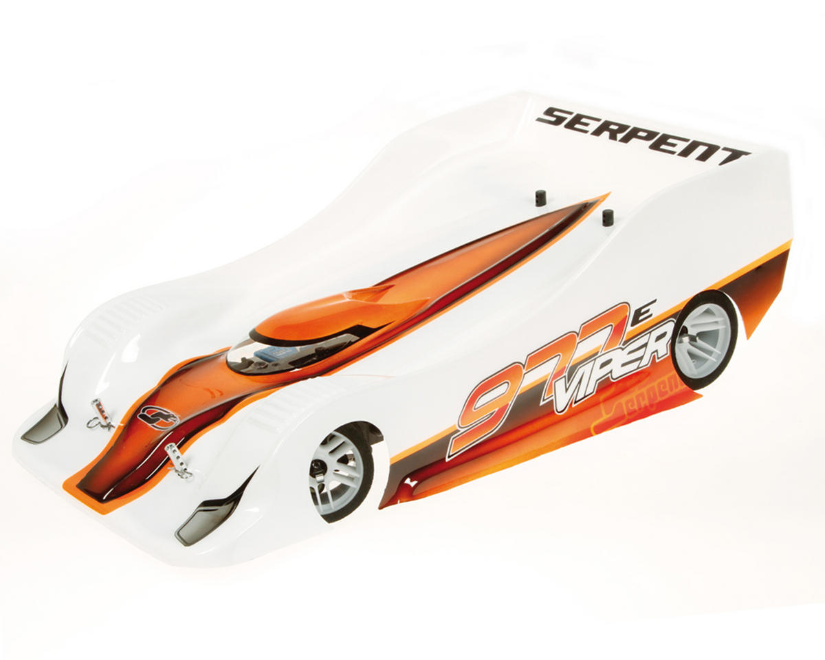 Serpent Viper 977-e 1/8 Electric On Road Kit
