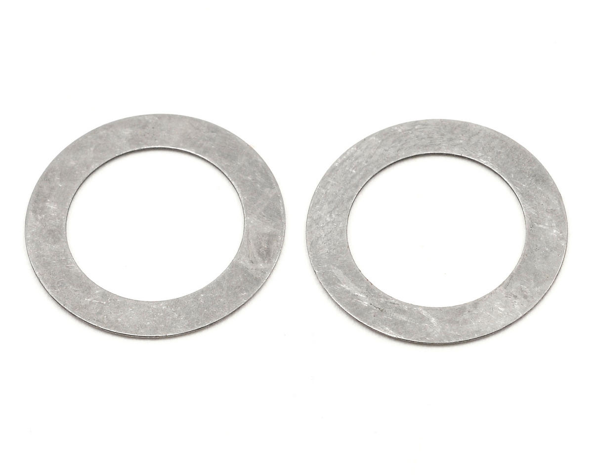 Serpent 12x18x0.3mm Wheel Axle Shim Set (2)