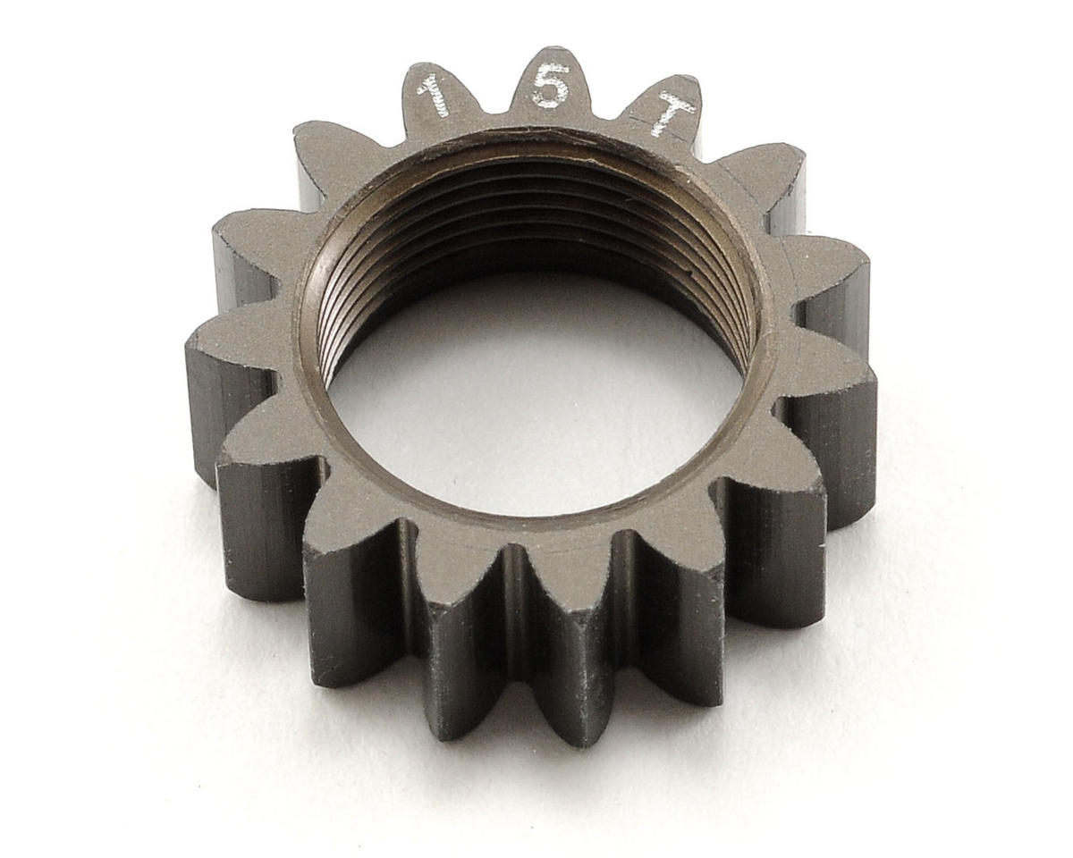 Aluminum Centax Pinion Gear (15T) by Serpent