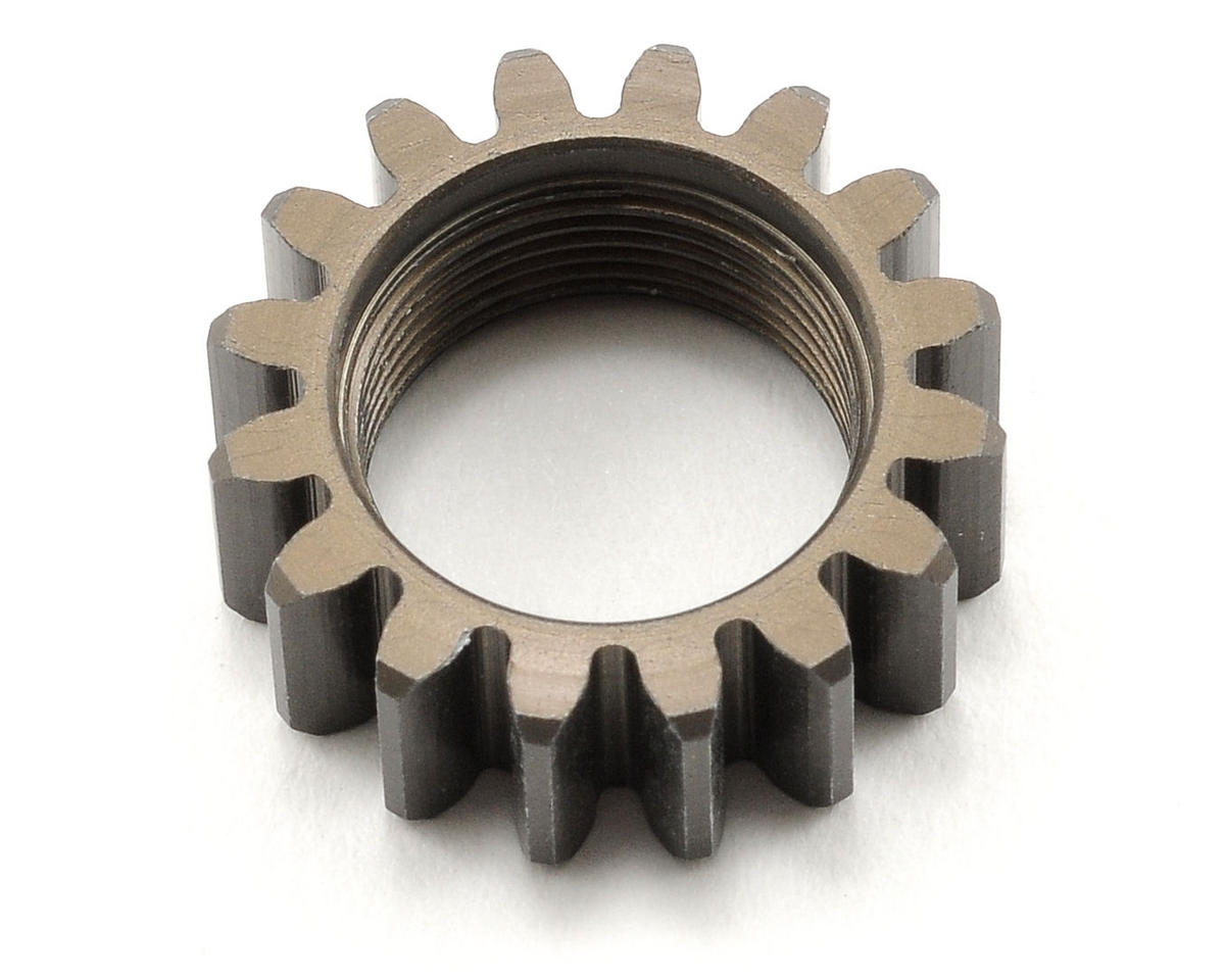 Serpent Aluminum Centax Pinion Gear (16T)