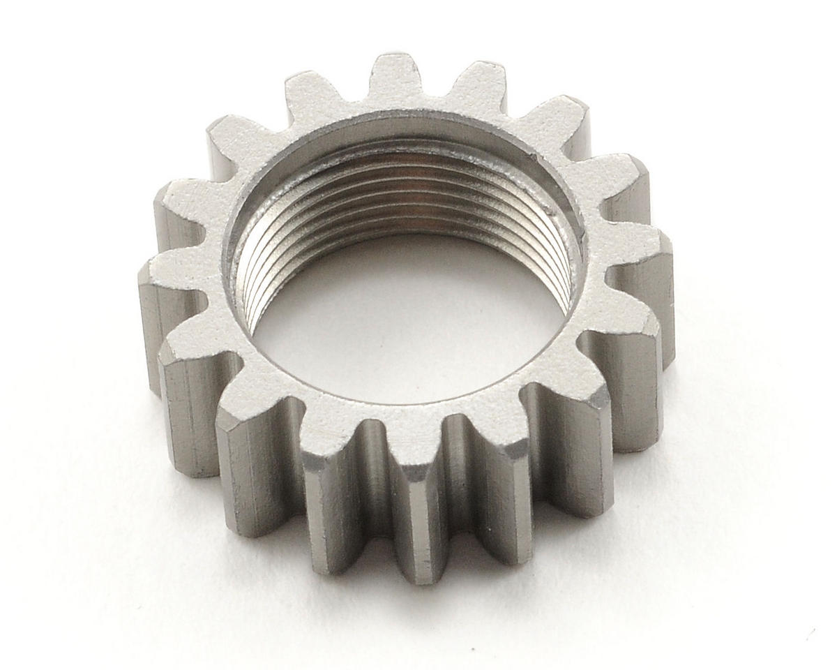 Serpent Aluminum Centax Pinion Gear (17T)