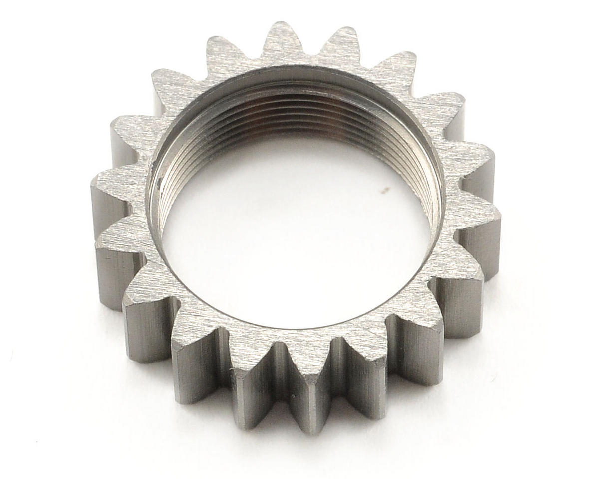 Serpent Aluminum Centax Pinion Gear (18T)