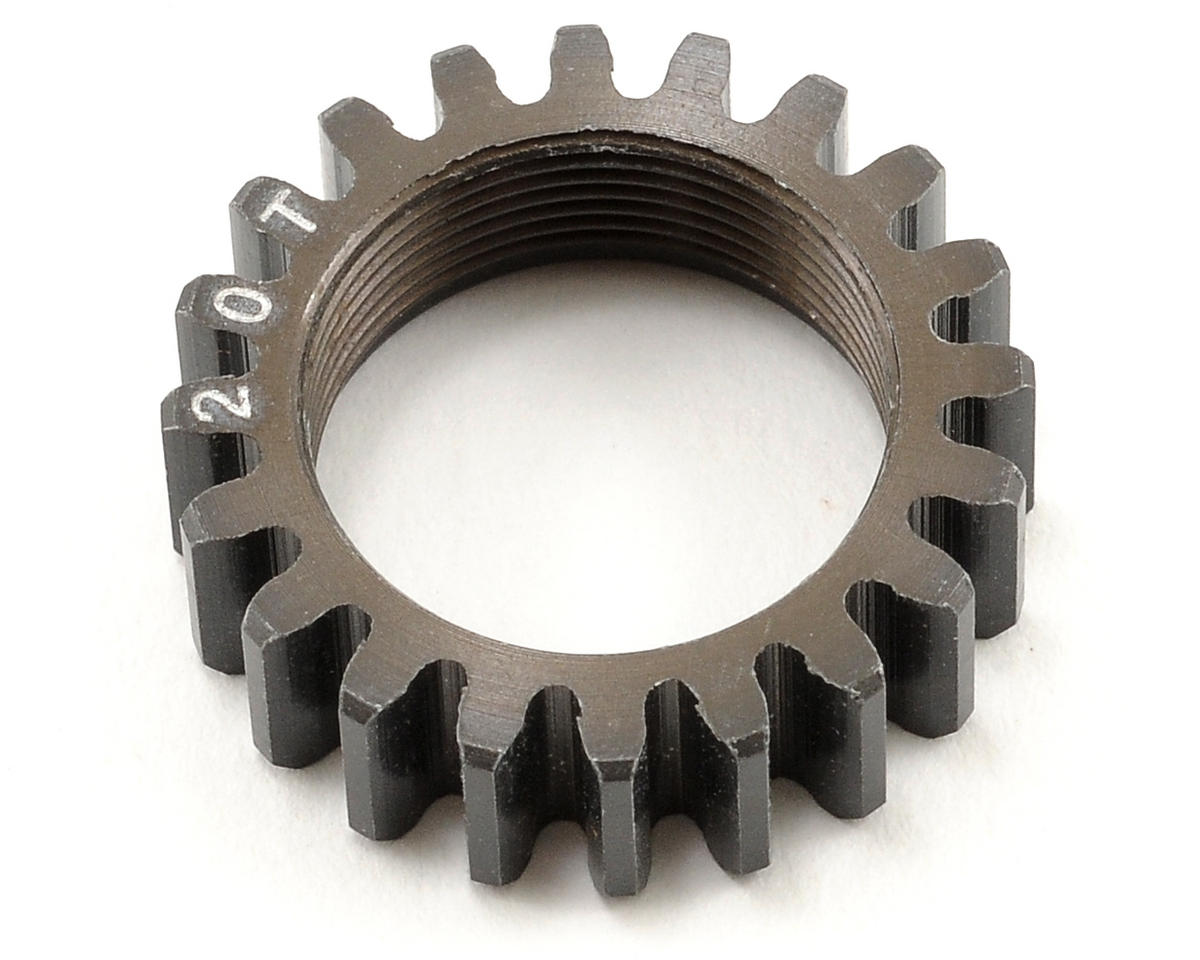 Serpent Aluminum Centax Pinion Gear (20T)