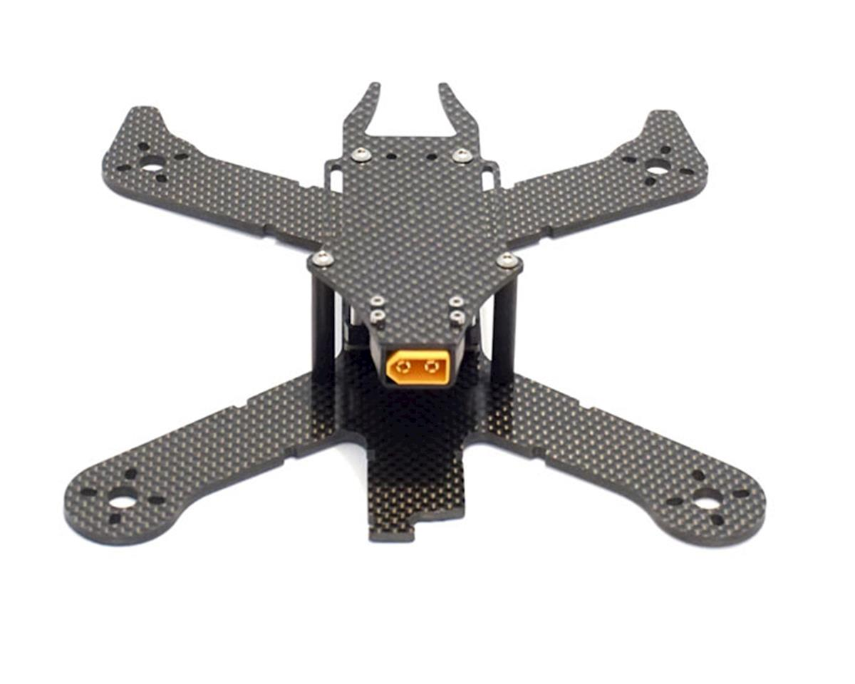 Smack FPV sRacer 207 FPV Racing Quad Kit & Extra 4mm Bottom Plate