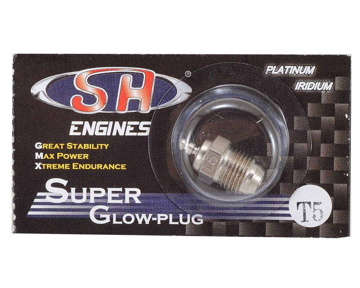 SH Engines T5 Turbo Glow Plug (Cold)