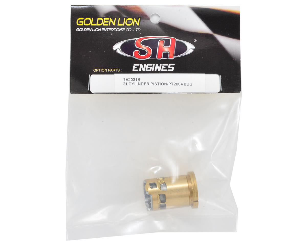 SH Engines Piston & Sleeve Set