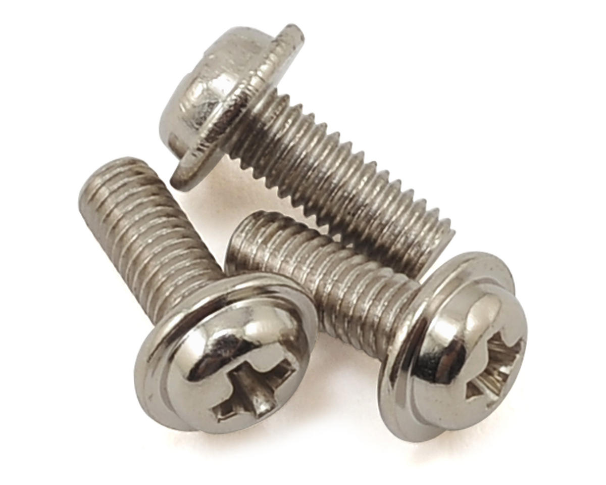 2.6x7.8mm Pull-Start Screw (3) by SH Engines