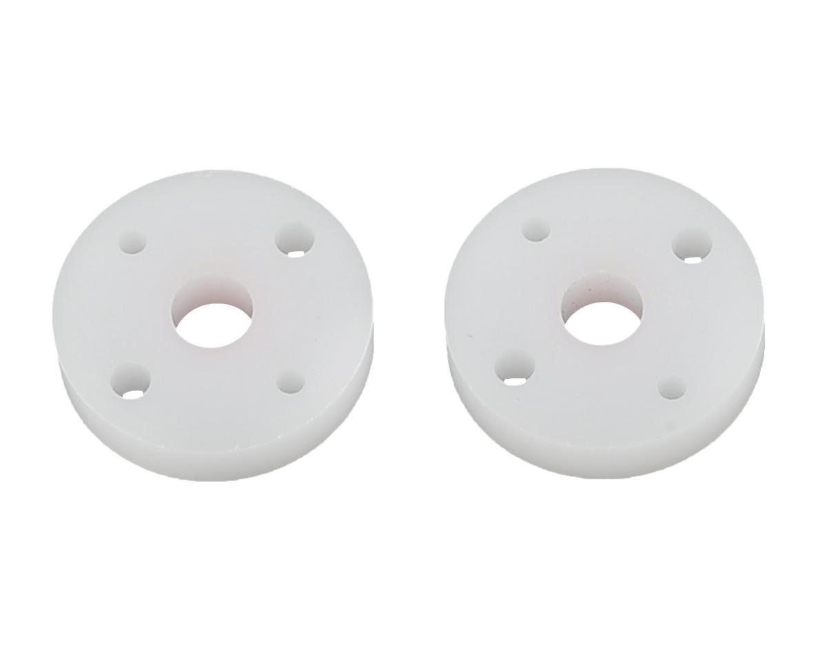 Schelle Racing 12mm Flat 4-Hole Shock Piston (2) (1.5+1.1)