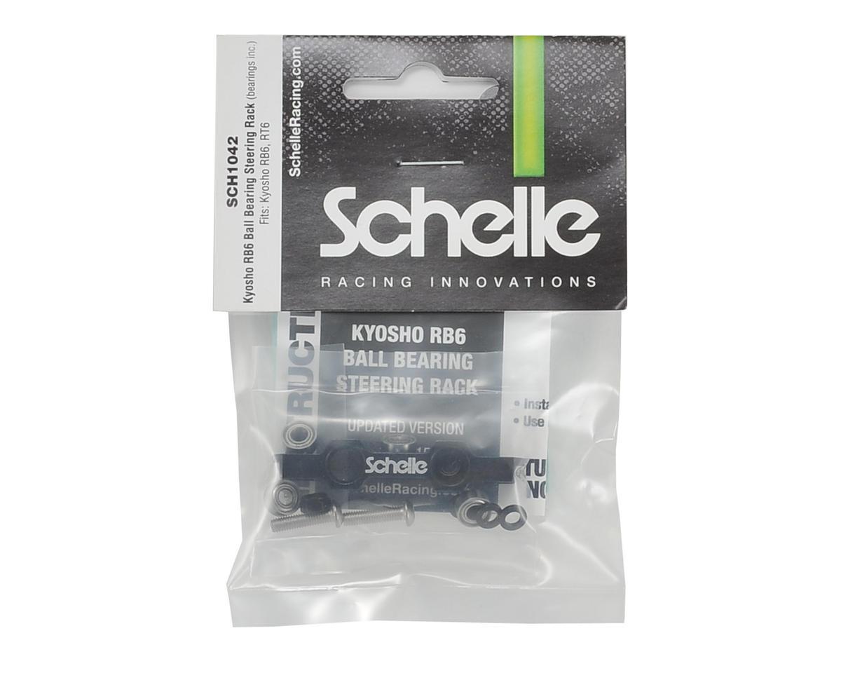 Schelle Racing Kyosho RB6 Ball Bearing Steering Rack