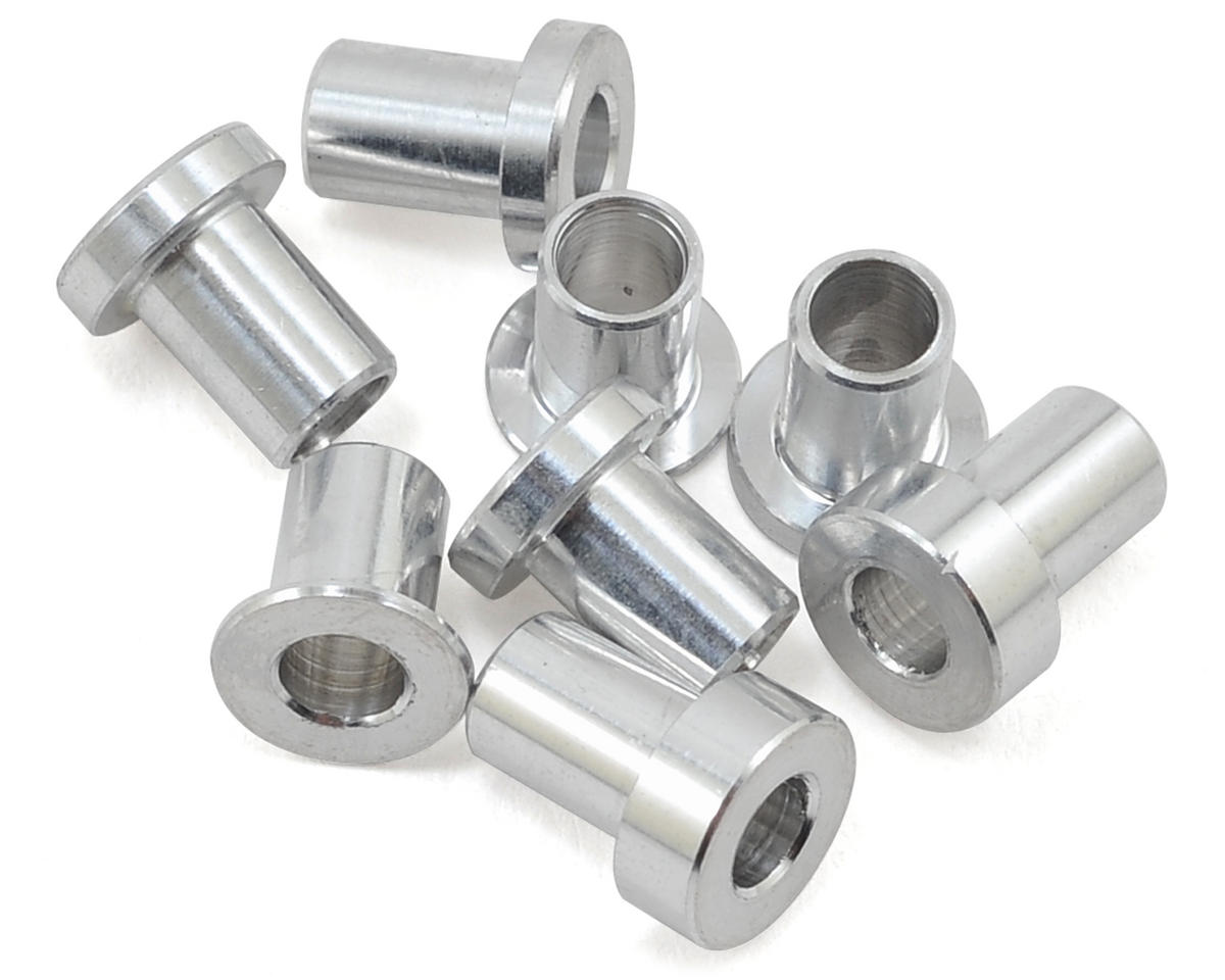Schelle Racing B5 Aluminum Caster Block Bushing Set (8)