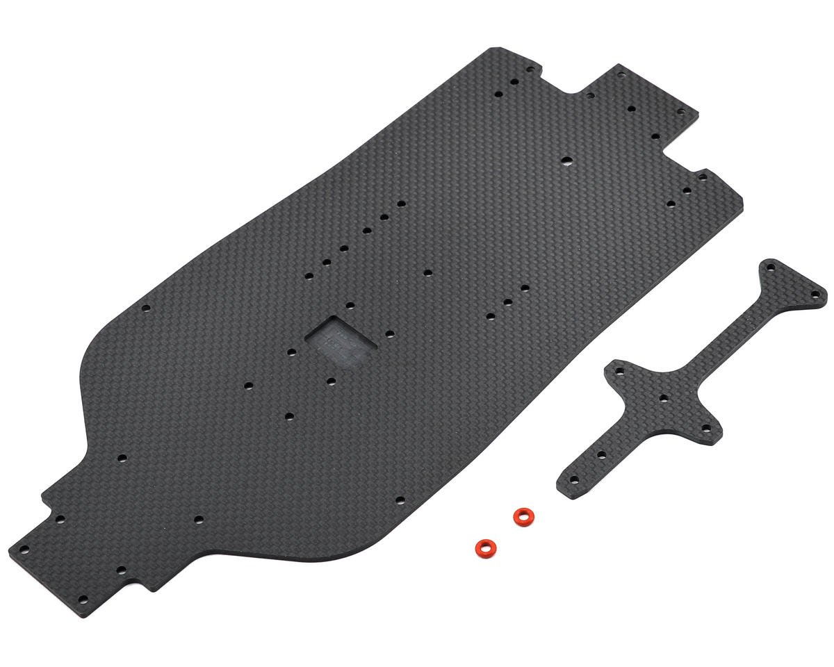 Schelle Racing D413 Stretch Carbon Chassis Set