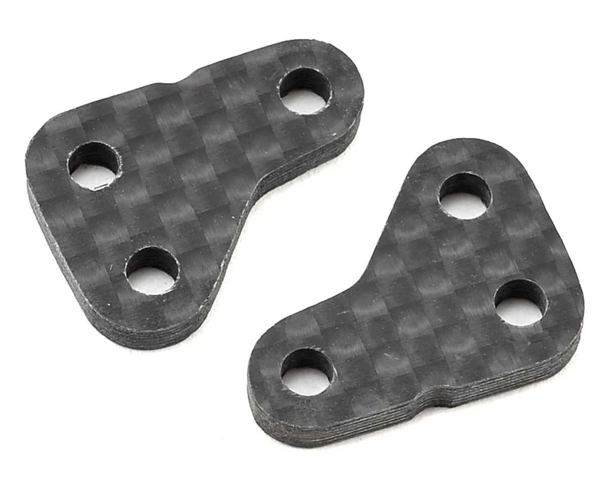 "Schelle Racing B6 Carbon Fiber ""Type 1"" Steering Arms"