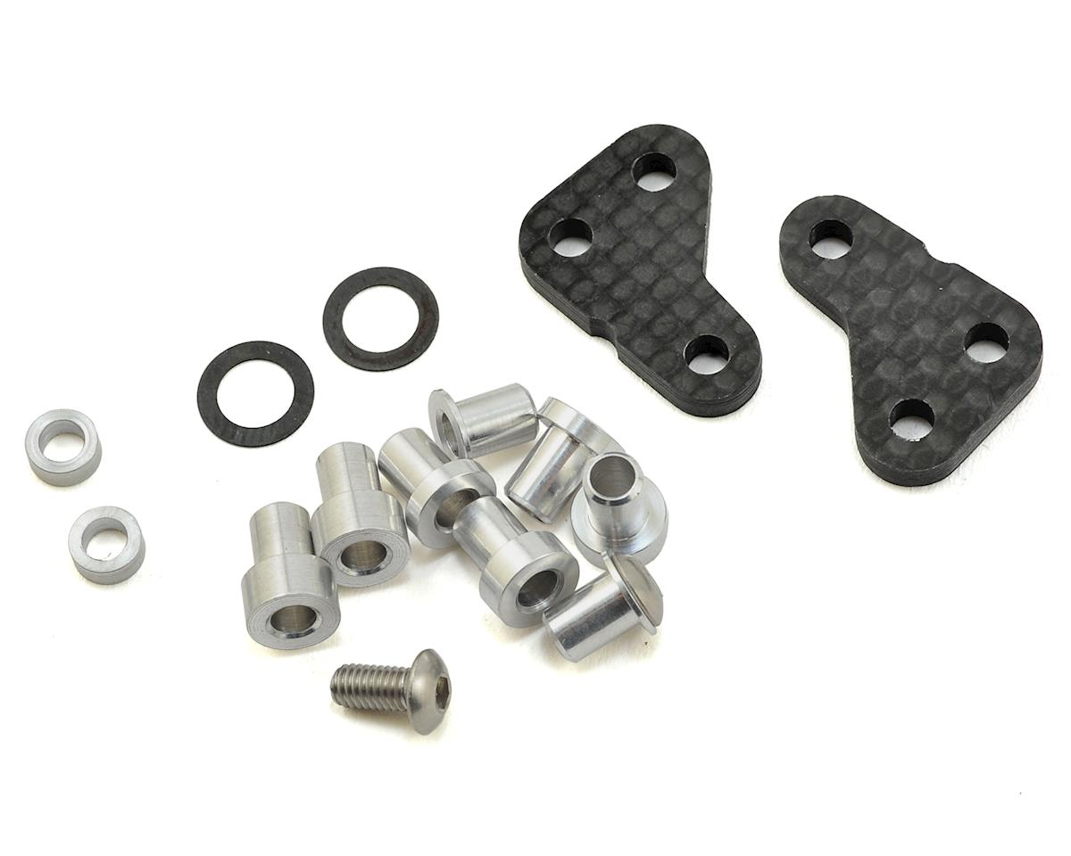 Schelle Racing T5M to B6 Steering/Caster Parts Kit