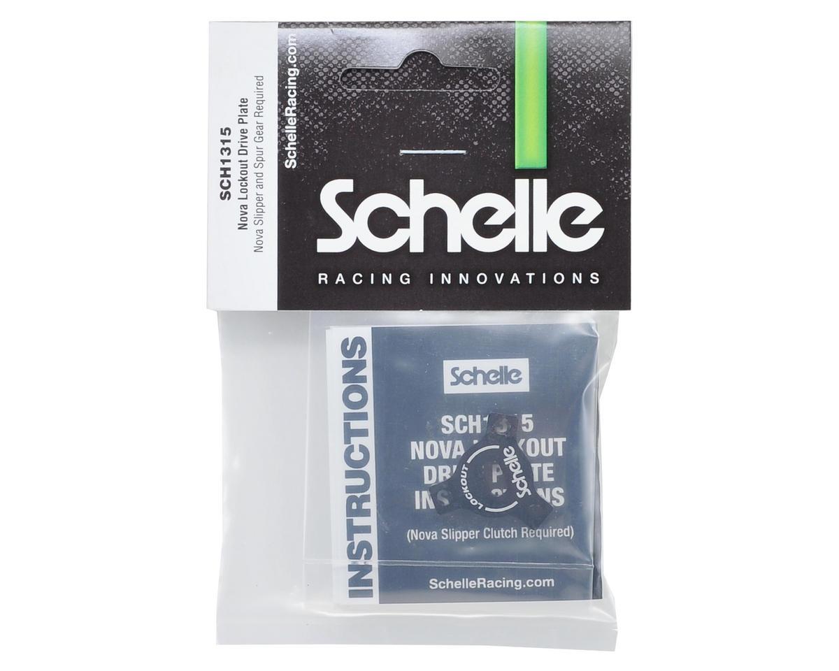 Schelle Racing Nova Lockout Drive Plate