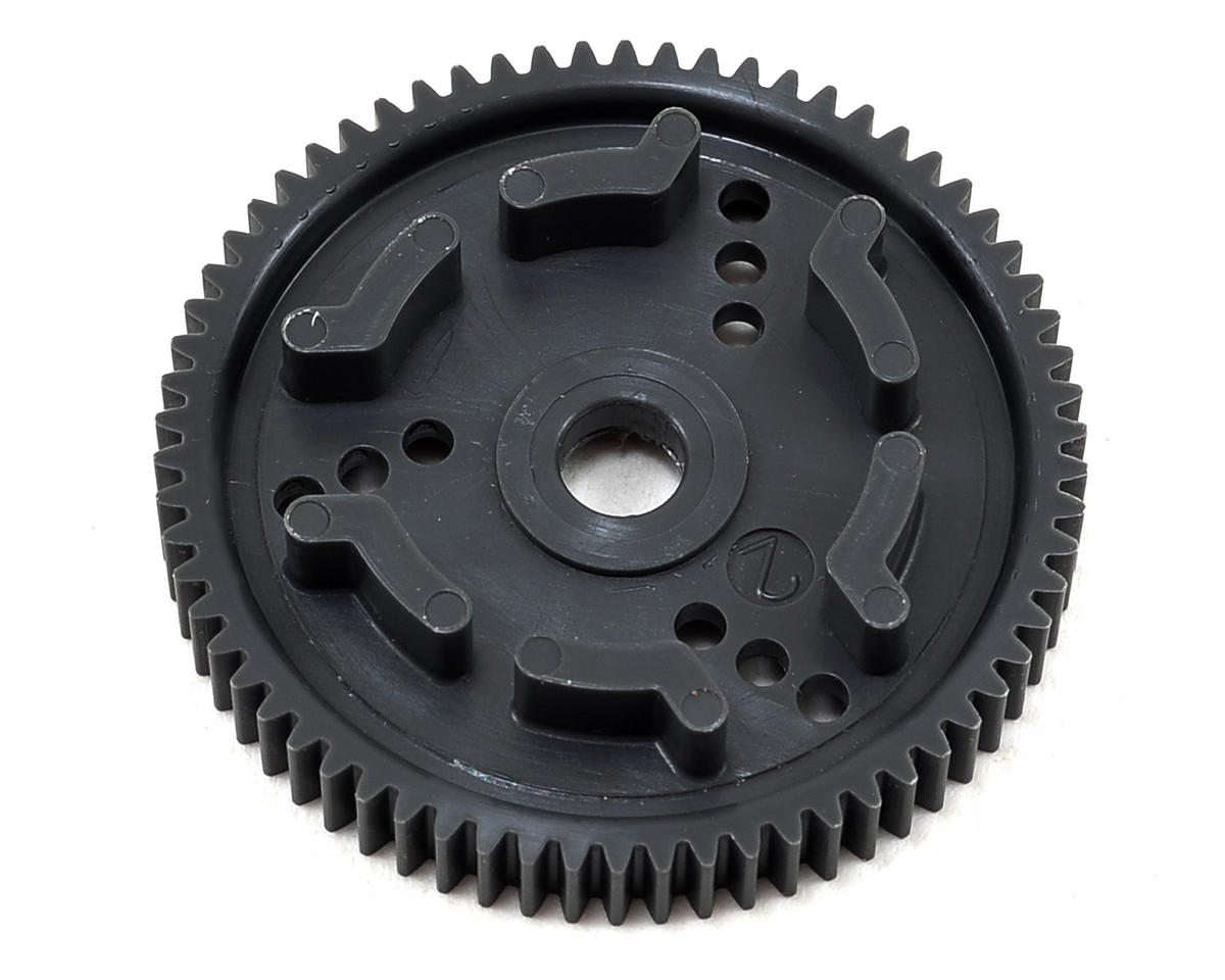Schelle Racing Nova 48P Spur Gear (Team Associated RC10 B4.1)